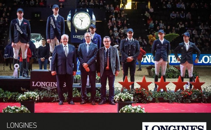 podium Grand Prix Bazylea 2019